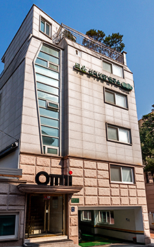 OMTI office building in Seoul